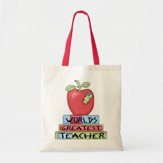 World's Greatest Teacher bag
