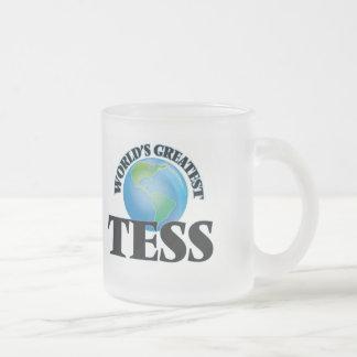 World's Greatest Tess Mugs