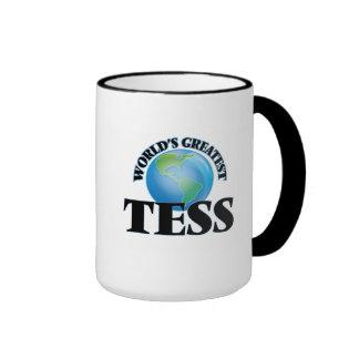 World's Greatest Tess Ringer Coffee Mug