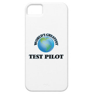 World's Greatest Test Pilot iPhone 5 Cover