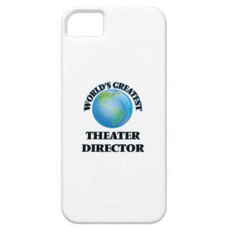 World's Greatest Theater Director iPhone 5 Cover