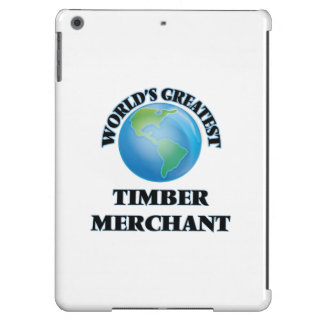 World's Greatest Timber Merchant Cover For iPad Air