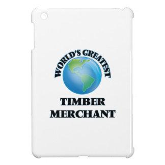 World's Greatest Timber Merchant iPad Mini Covers