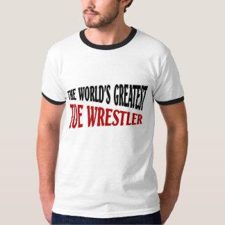 World's greatest Toe Wrestler T-shirt