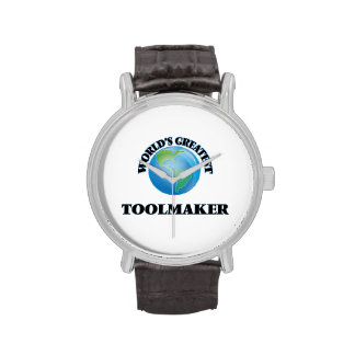 World's Greatest Toolmaker Wristwatches
