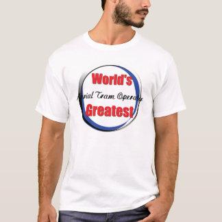 Worlds Greatest Tram Operator T-Shirt