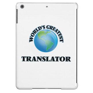 World's Greatest Translator Case For iPad Air
