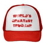 Worlds Greatest Trucker Hat