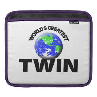 World's Greatest Twin Sleeves For iPads