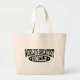 World's Greatest Uncle Bag