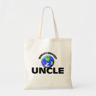 World's Greatest Uncle Tote Bags