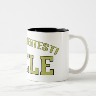 World's Greatest Uncle! Coffee Mugs
