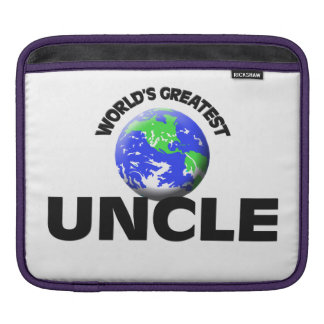World's Greatest Uncle Sleeves For iPads