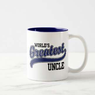 World's Greatest Uncle Mugs