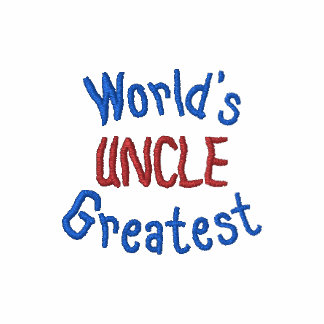 World's, Greatest, UNCLE-T-Shirt