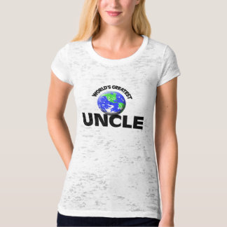 World's Greatest Uncle Tshirts