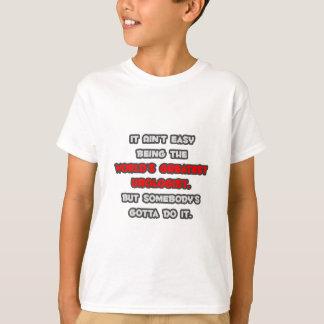 World's Greatest Urologist Joke T-Shirt