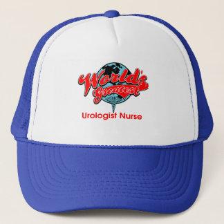 World's Greatest Urologist Nurse Trucker Hat