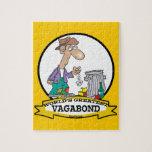 WORLDS GREATEST VAGABOND MEN CARTOON PUZZLES