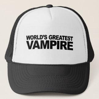 World's Greatest Vampire Trucker Hat