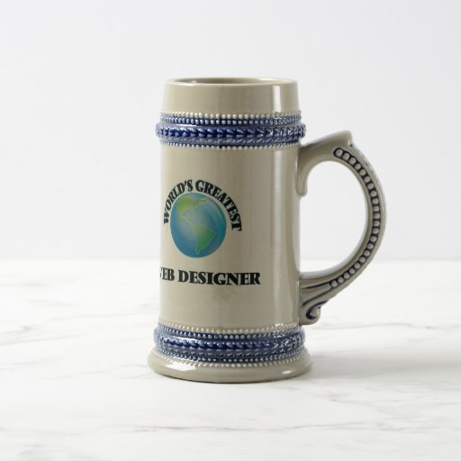 World's Greatest Web Designer Coffee Mugs
