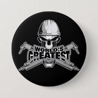 World's Greatest Welder Button