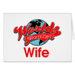 World's Greatest Wife Cards