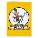 WORLDS GREATEST WOMAN PILOT CARTOON CARDS