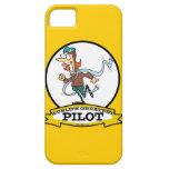 WORLDS GREATEST WOMAN PILOT CARTOON iPhone 5 COVER