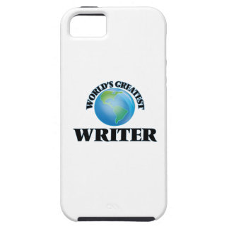 World's Greatest Writer iPhone 5 Covers