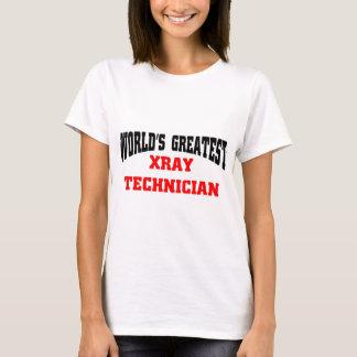 World's greatest xray technician T-Shirt
