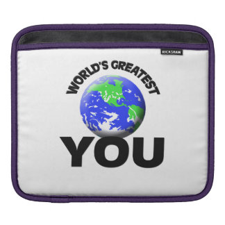 World's Greatest You Sleeves For iPads