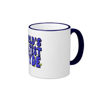 World's Greatest Zayde Ringer Coffee Mug