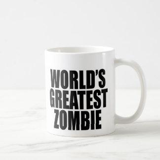 World's Greatest Zombie Coffee Mug