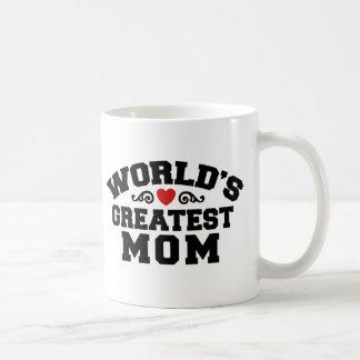 World's Greatlest Mom Coffee Mug