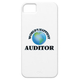 World's Happiest Auditor iPhone 5 Cases