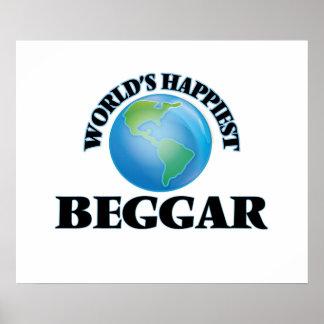 World's Happiest Beggar Poster