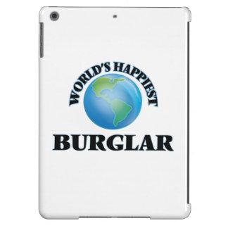 World's Happiest Burglar iPad Air Case