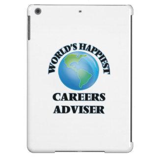World's Happiest Careers Adviser iPad Air Case