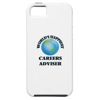 World's Happiest Careers Adviser iPhone 5 Cases