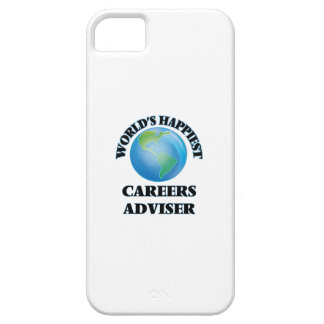World's Happiest Careers Adviser iPhone 5 Case