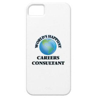 World's Happiest Careers Consultant iPhone 5 Case