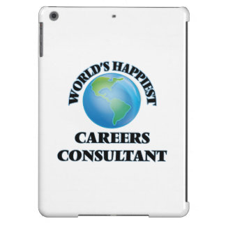 World's Happiest Careers Consultant iPad Air Cover