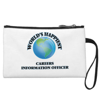 World's Happiest Careers Information Officer Wristlets