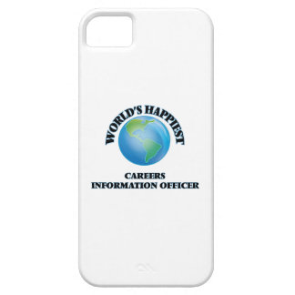World's Happiest Careers Information Officer iPhone 5 Case