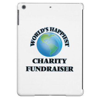World's Happiest Charity Fundraiser iPad Air Covers