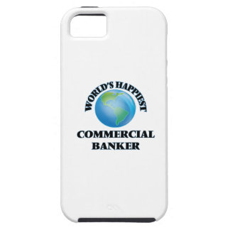 World's Happiest Commercial Banker iPhone 5 Cover