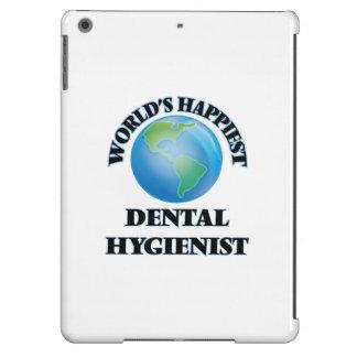 World's Happiest Dental Hygienist iPad Air Cases