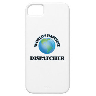 World's Happiest Dispatcher iPhone 5 Cover