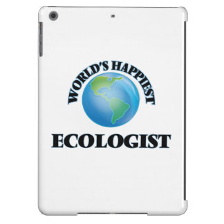 World's Happiest Ecologist Case For iPad Air